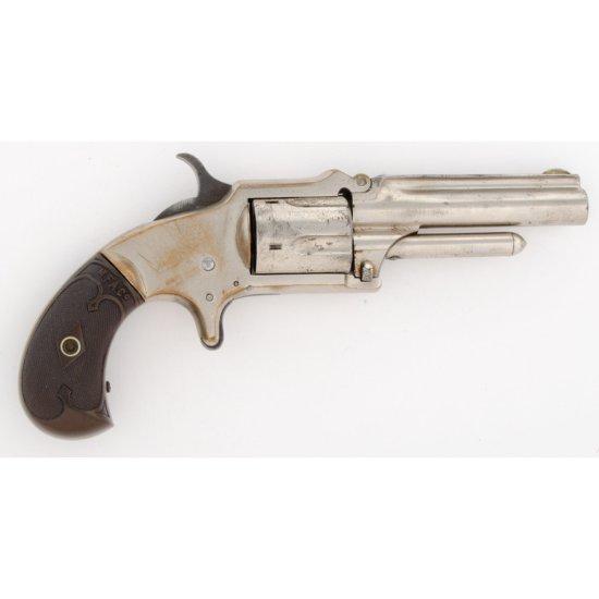 J.M. Marlin No. 32 Standard Pocket Revolver