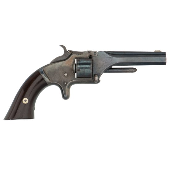 Smith & Wesson 1st Model Second Issue Revolver