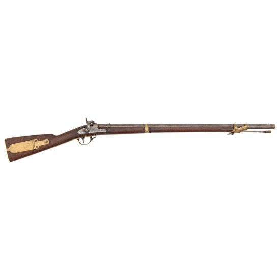 """US M1841 """"Mississippi"""" Rifle By Robbins & Lawrence"""