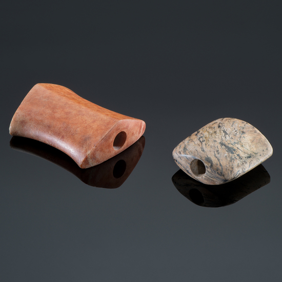 Hourglass AND Gneiss Bannerstones