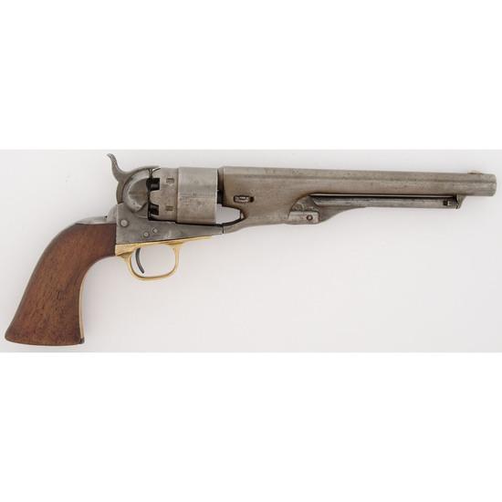 U.S. Colt Model 1860 Revolver