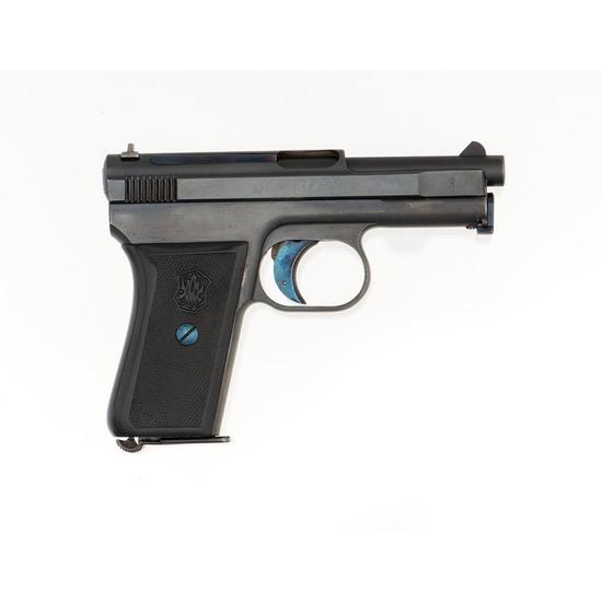** Mauser 1910 Pocket Model