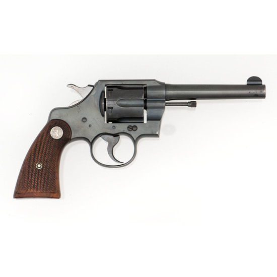 ** Colt Offical Police With C.P.D. Marking