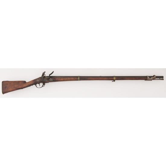 French Model 1777 Flintlock Musket