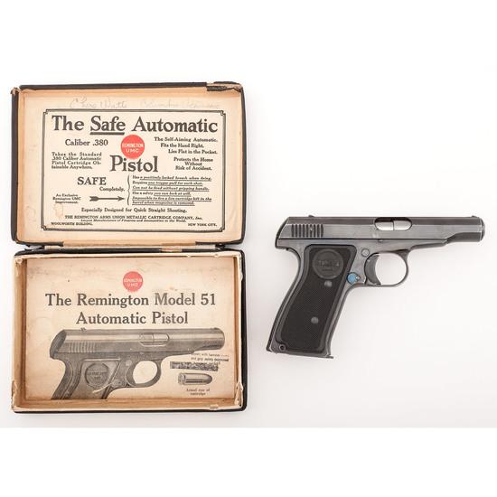 ** Remington Model 51 Automatic