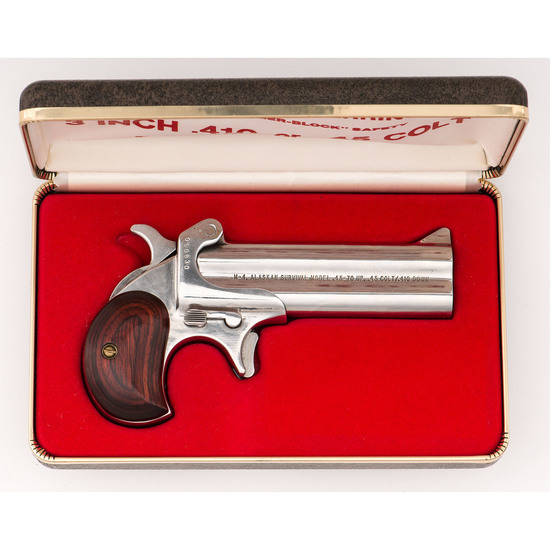 Firearms & Accoutrements Auction