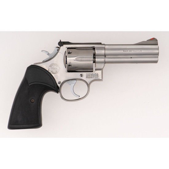 Smith & Wesson Model 686 with KSP Markings