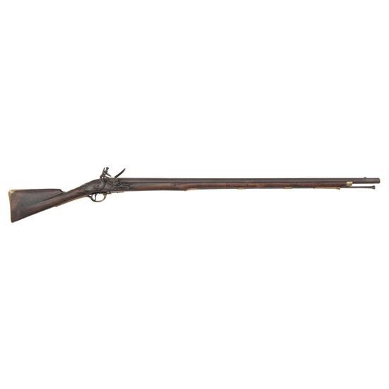 Short Land Pattern Brown Bess Musket