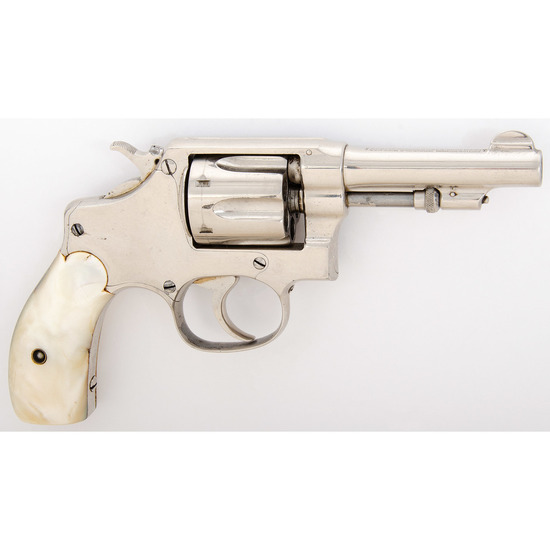 ** Smith & Wesson .32 Hand Ejector Revolver