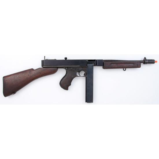 Non-firing Dummy Thompson Sub Machinegun
