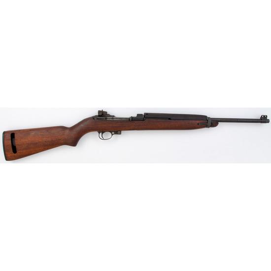 ** Scarce U.S.WWII Irwin Pedersen M1 Carbine