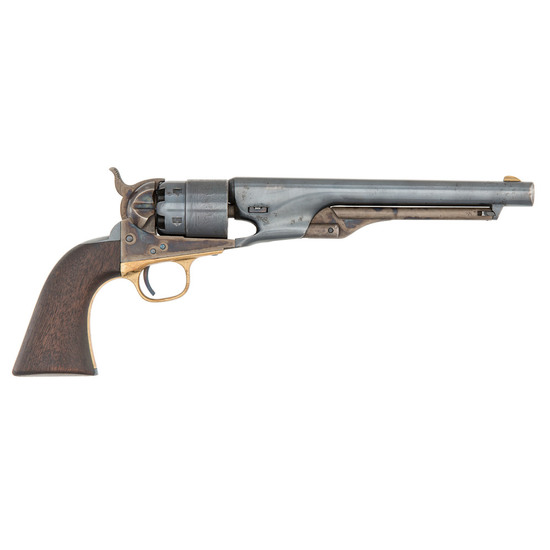 Colt Model 1860 Army Percussion Revolver