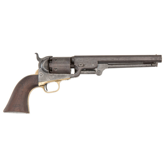 "Colt Model 1851 ""Army-Navy"" Percussion Revolver"