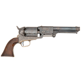 Deluxe Factory Exhibition Engraved English Hartford Colt Third Model Dragoon