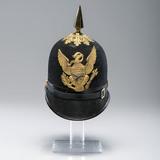 Rare U.S. Model 1890 Post Quartermaster Sergeant Helmet