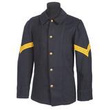 Pattern 1884 Cavalry Sergeant Fatigue Coat