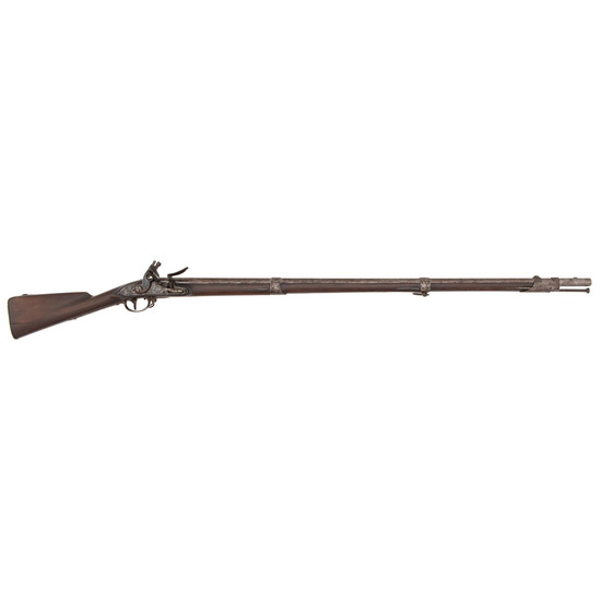Model 1795 Springfield Type II Musket Dated 1805