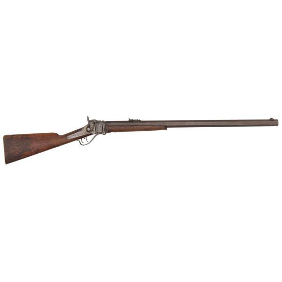 Model 1874 Sharps Buffalo Rifle Shipped To Dodge City Kansas In 1877