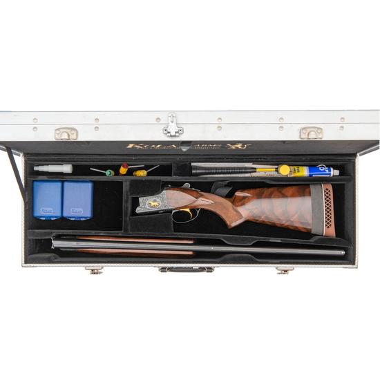 * Cased Browning Superposed P11 Shotgun Engraved by J. Baerten