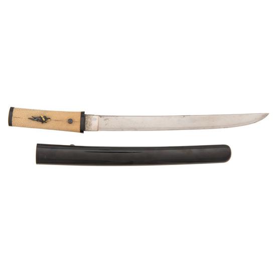 Japanese Samurai Sword (Aikuchi Tanto)