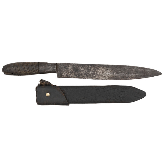 18th or 19th Century Rifleman's Knife