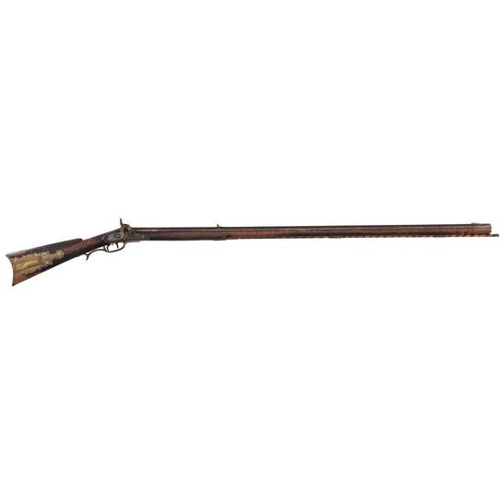 Fullstock Percussion Kentucky Rifle
