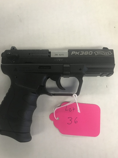 Walther PK380  380 Acp | Firearms & Military Artifacts