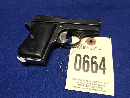 Titan 25 cal pistol