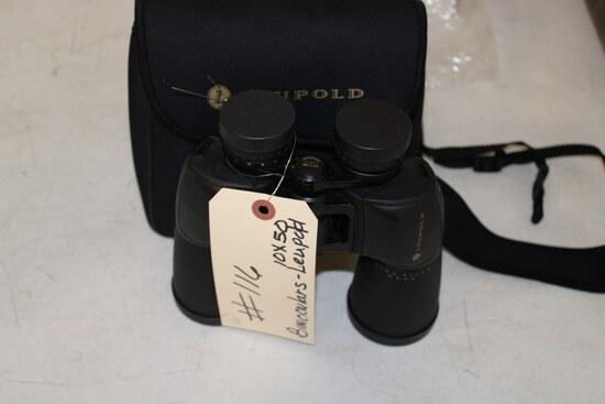 LEUPOLD 10x50 binoculars