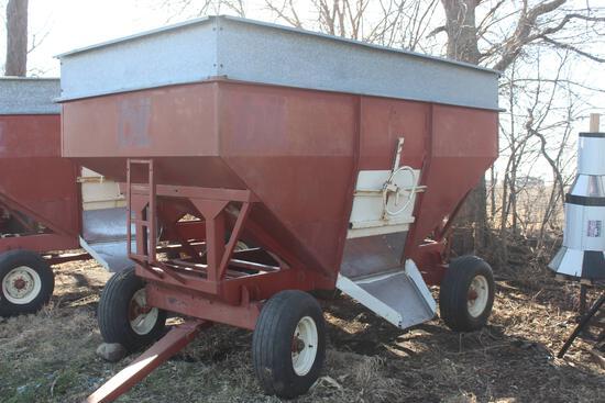 big gravity wagon, 275bu, hd gears, extend tongue