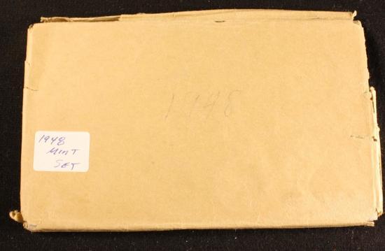 1948 US Mint UNC Set (P, D, S)