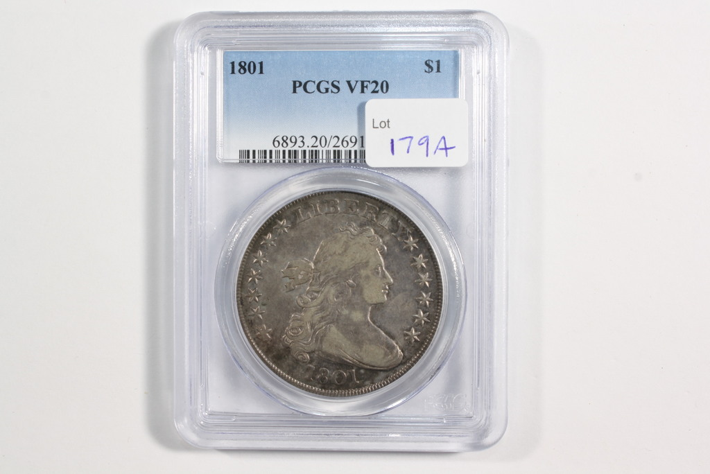 Spectacular Coin Auction