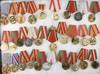 Lot of (30) Soviet USSR Medals