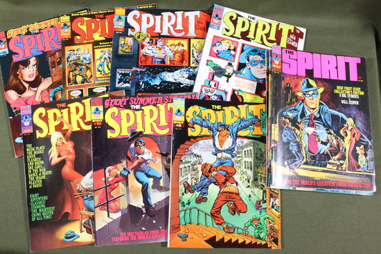 Spirit Comics/1974 Lot of (12)