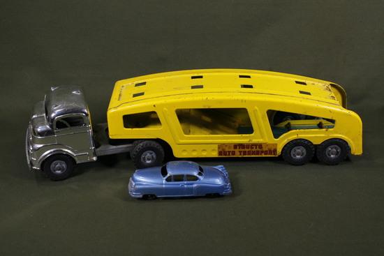 Structo Toys Vintage Auto-Transport Truck
