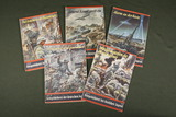 (5) WWII German War Story booklet for children.