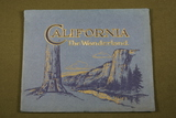 California Wonderland 1920's Views Book