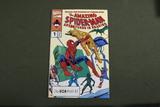 "1991 ""Amazing Spiderman Adv. in Reading"""