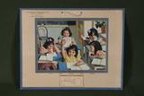 1940 Dionne Quintuplets wall calendar.