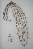 Mother of Pearl Necklace & Earring Set