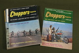Choppers Magazine Vintage Group of (10)