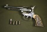 Mattel Shootin' Shell Fanner Cap Gun pistol