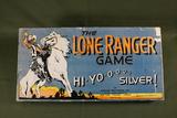 Long Ranger (1938) Hi-Yo Silver Board Game
