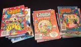 Large Lot of Vintage Laugh Comics Digest (34)