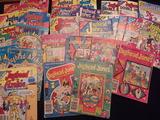 25+ Vintage Jughead Comis Digest Books