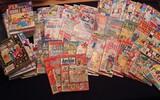 Large Lot (64) Vintage Archie Comics Digest Books