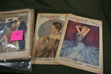 American Weekly 1940's/50's Pin-Up Covers