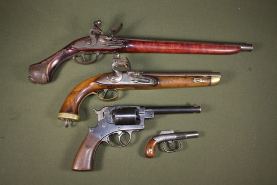 Historical Firearms & Military Collection Auction