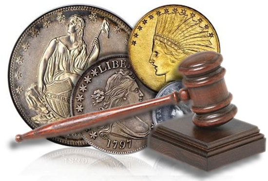 Winter Coin & Currency Auction
