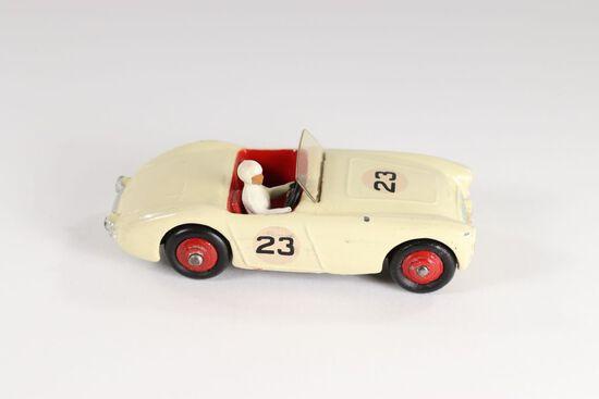 Vintage Dinky Toy Austin-Healey #109 car
